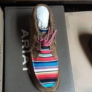 Ariat Shoes - Ladies Driving Moccasins shoes
